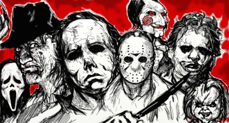 horror-collage